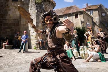 Médiévales-Brocéliande-Comper-Concoret-Bretagne