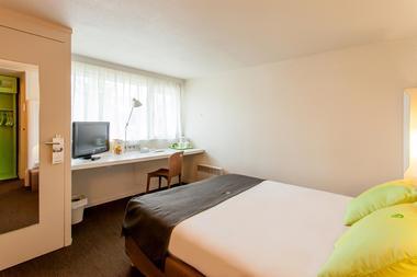Chambre double Nouvelle génération-hotel-campanile-destination-angers