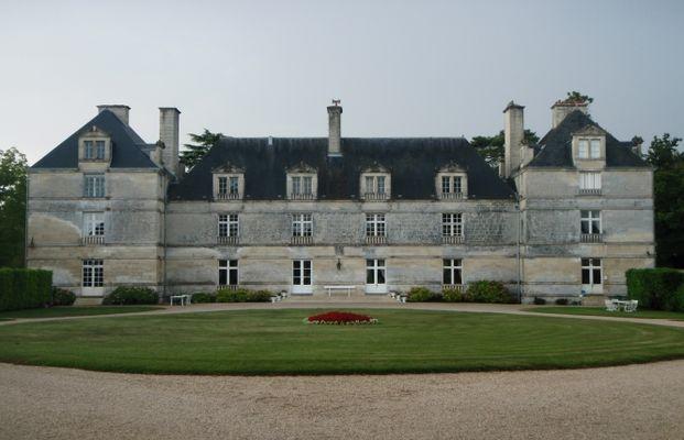 Le château de la Taillée