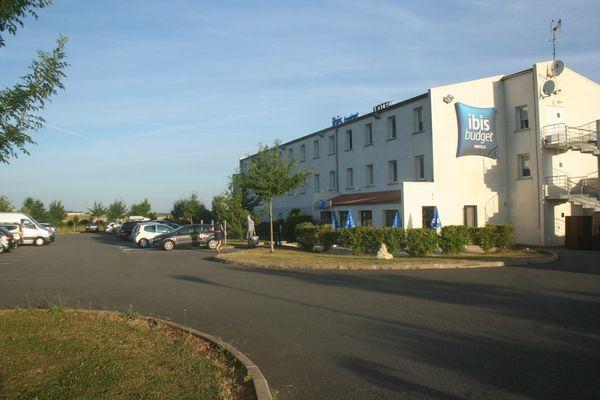 L'hôtel Ibis Budget Niort-Est - La Crèche à la Crèche