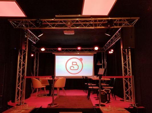 "Le restaurant-afterwork-bar & concert ""Le Bocal Gourmand"" à Niort"
