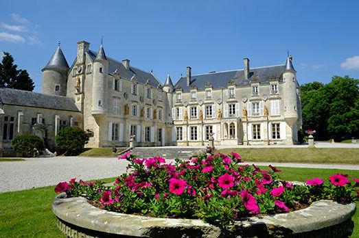 Le château de Terre-Neuve à Fontenay-le-Comte