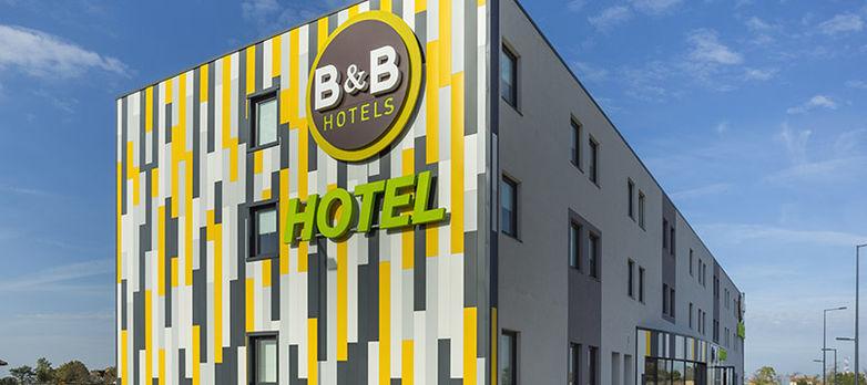 Le B&B Hôtel Niort Marais poitevin à Niort