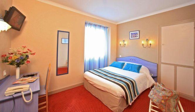 L'hôtel Sandrina à Niort