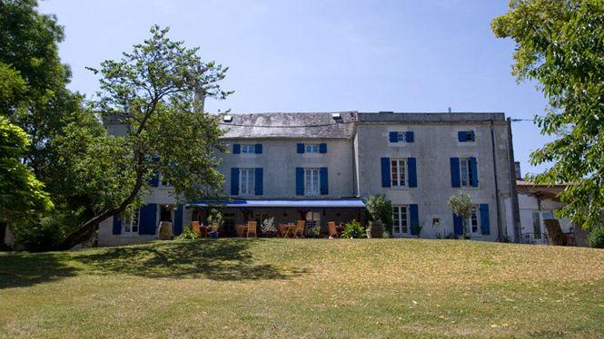 L'Auberge de Crespé à Saint-Symphorien