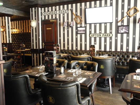 "Restaurant ""Au Bureau"" à Niort"