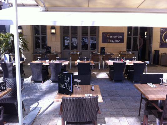 """Le restaurant """"La Villa"""" à Niort"""