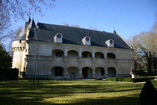 Le château de style Renaissance