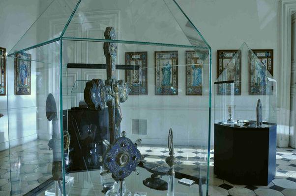 Musée des Beaux-Arts Chartres - Salle des Emaux