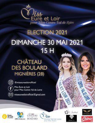 Miss Eure et Loir Vdéf