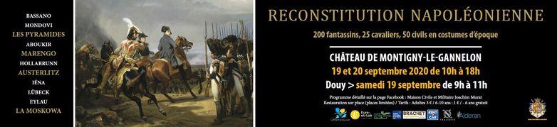 Reconstitution Napoléonienne