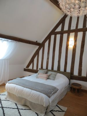Maison Bogia Chartres Chambre 2-1