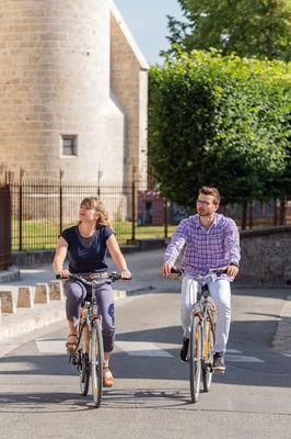 Vélos à Chartres