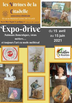 Expo drive les animaux et vieux métiers