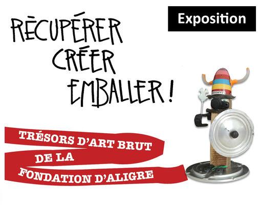 Exposition Fondation d'Aligre