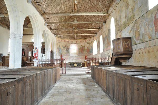 Eglise Meslay le Grenet