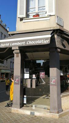 David Lambert - Chocolatier - Chartres