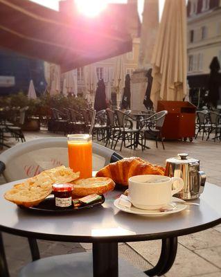 Petits déjeuners - La chocolaterie Chartres
