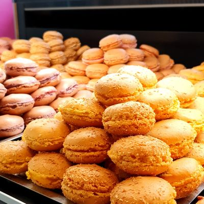 Macarons La chocolaterie Chartres