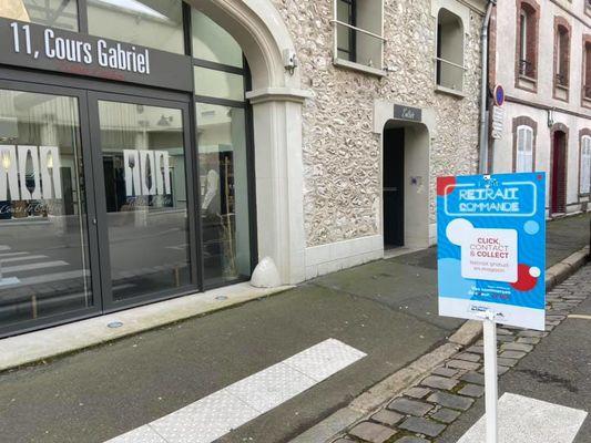 Retrait vente à emporter - Maison Monarque - Epicerie fine