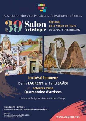 Salon artistique régional de la Vallée de l'Eure 2020
