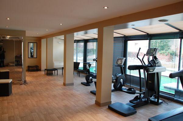 fitness - Hôtel Spa Le Grand Monarque