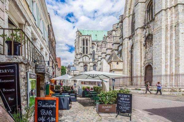 le-parvis-cathedrale-chartres 2018 - Copyright Le Parvis