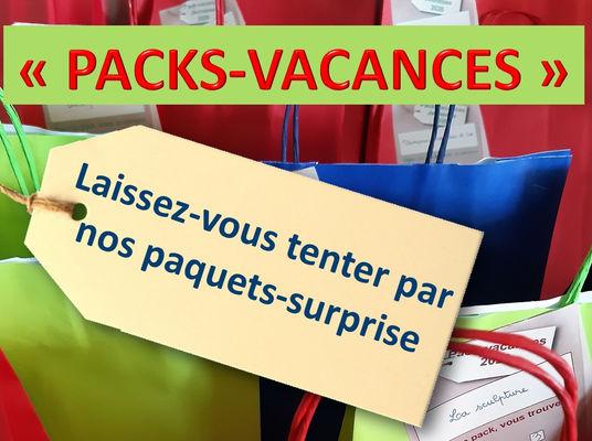 packs vacances 2020