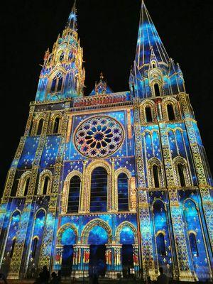 Chartres en Lumières Cathédrale de Chartres