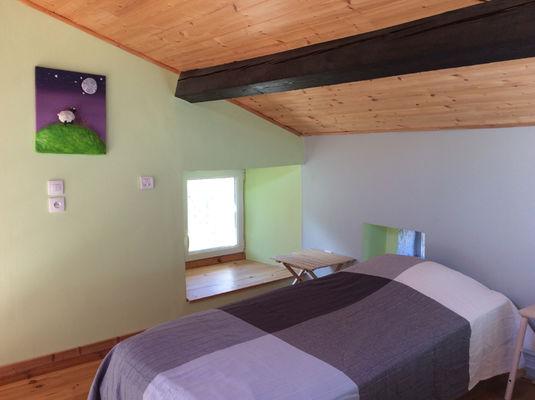 chambre maisonette