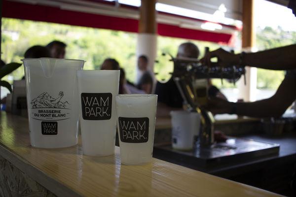 Bières au Wam Park Lyon Condrieu