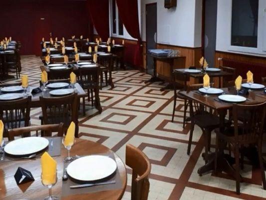 Restaurant Le Marc'h Tray