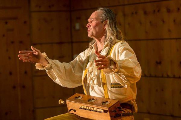 Ozegan - musicien et conteur
