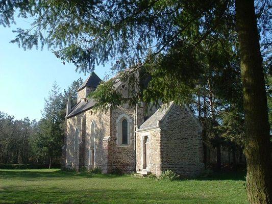 Chapelle Saint-Jouan