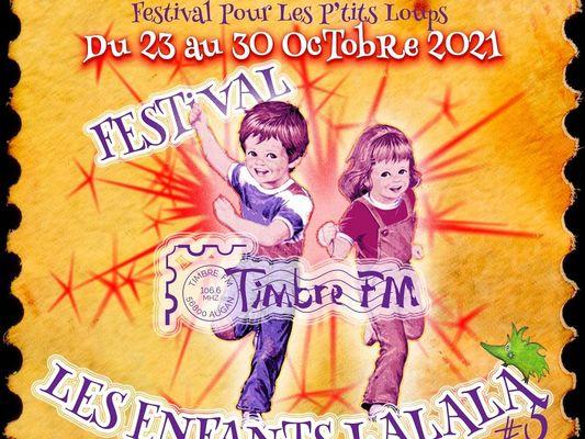 Festival les enfants Lalala - jeune public - Campénéac - Brocéliande
