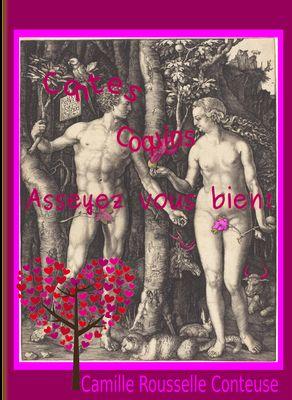 Affiche contes coquins