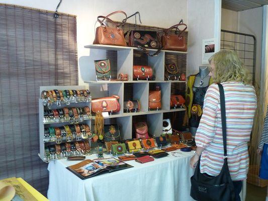 Artisanarium, artisans d'art à Malestroit - Morbihan