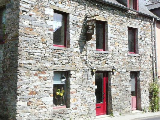 Atelier du Cuir4, La Gacilly, Destination Brocéliande, Bretagne
