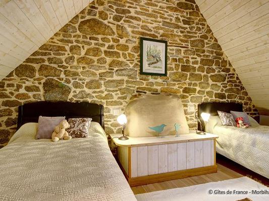 Bolay---chambre-2-3 St Guyomard - Morbihan - Bretagne
