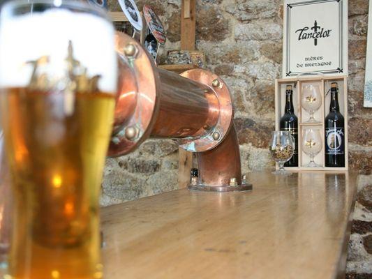Brasserie Lancelo - Breizh Cola - Le Roc Saint-André - Val d'Oust - Morbihan - Bretagne