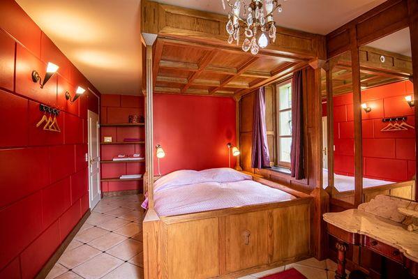 Chambre 2 appartement rez-de-jardin