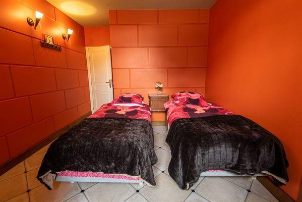 Chambre 3 appartement rez-de-jardin