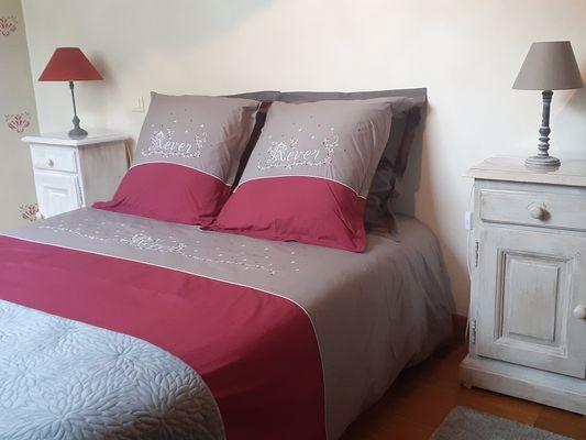 Chambre d'hôte Lilas 2 - Les Courtils - Ploërmel - Bretagne
