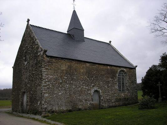 Chapelle du Gast