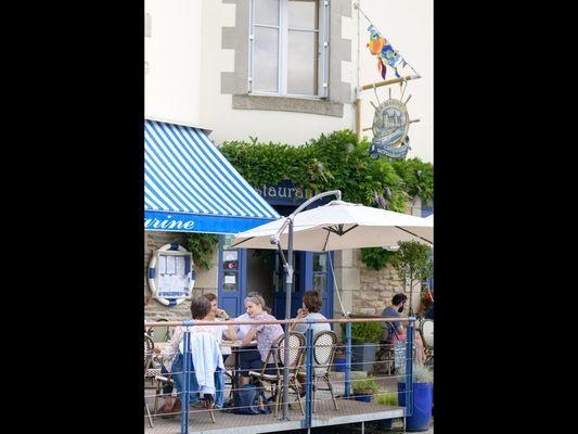 Crêperie-Restaurant La Marine - Josselin - Morbihan - Bretagne