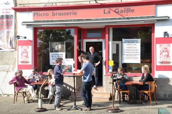 Micro Brasserie La Gaëlle à Gaëlle