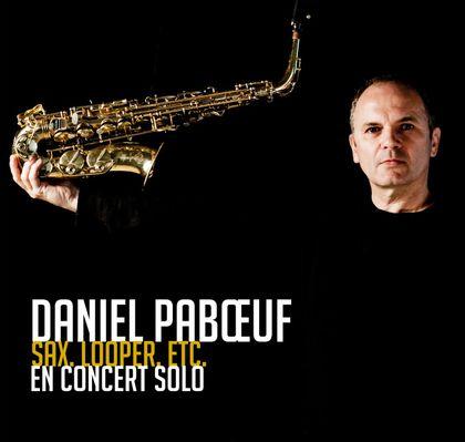 Concert Daniel Paboeuf Café de la Forge