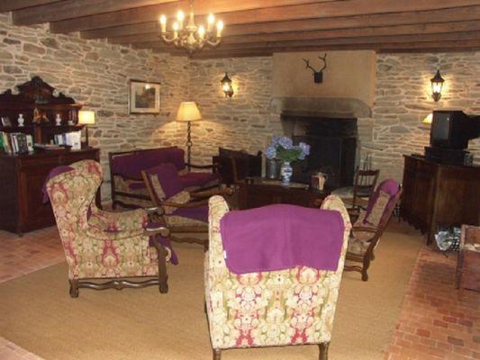 De ternay gîte 359 salon - Caro - Morbihan - Bretagne