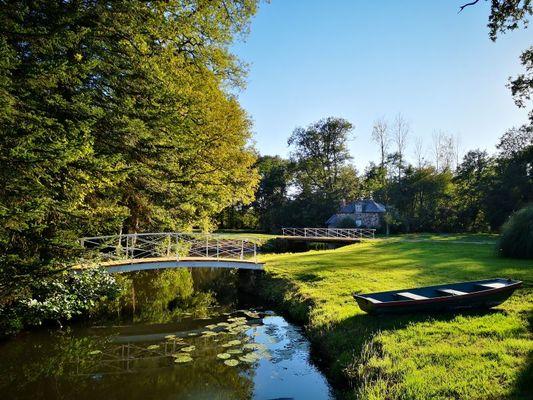 Domaine des Longrais_St Thurial_parc