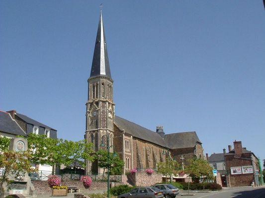 Eglise Saint-Pierre Gaël
